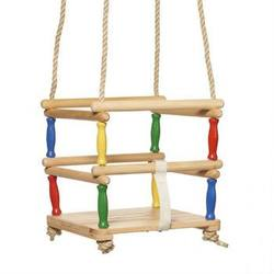 Buy Gluckskafer Wooden Childrens Hanging Swing DD SAVE 25% in AU Australia.