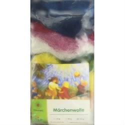 Buy Plant Dyed Wool Fleece (Marchenwolle) 100g pk of 15 Assorted Colours in AU Australia.