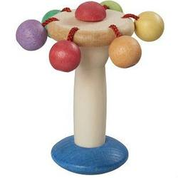 Buy Walter Carousel Rattle w Spinning Top plant-based dyes in AU Australia.