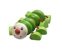 Buy TBDWalter Willy the Wooden Toy Centipede in AU Australia.