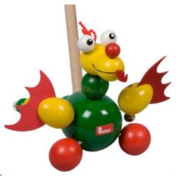 Buy Walter Push-Along Dragon w Flapping Wings SPECIAL ORDER in AU Australia.
