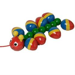 Buy Walter Little Caterpillar Pull Along 19cm long SPECIAL ORDER in AU Australia.