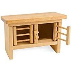 Buy Drei Blatter Wooden Rabbit or Chicken Hutch in AU Australia.