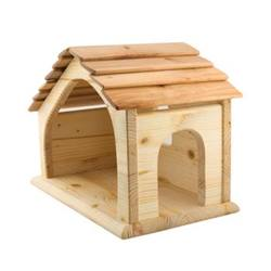 Buy Drei Blatter Wooden Nativity Stable Small DUE APRIL in AU Australia.