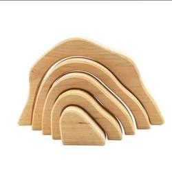 Buy Drei Blatter Wooden Arch Grotto Small 5pcs DUE JULY in AU Australia.