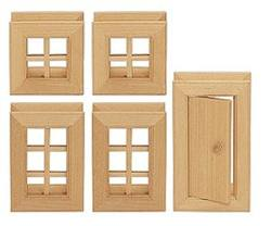 Buy Varis Toys Construction - Windows and Doors I - 5 pcs  SAVE 30% in AU Australia.