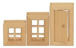 Buy Varis Toys Construction - Windows and Doors III - 3 pcs  SAVE 30% in AU Australia.