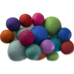 Buy Felt Ball - Small 7cm-100% Wool SAVE 30% in AU Australia.
