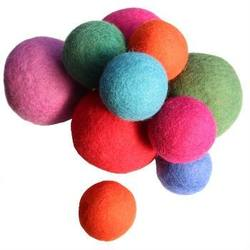 Buy Felt Ball - Large 12cm-100% Wool in AU Australia.