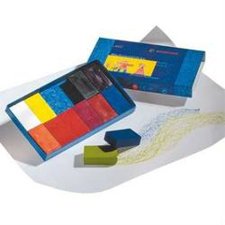 Buy Stockmar Wax Crayons 12 Blocks in Cardboard Box in AU Australia.