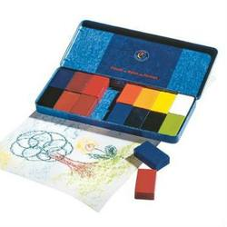 Buy Stockmar Wax Crayons 16 Blocks in Tin in AU Australia.