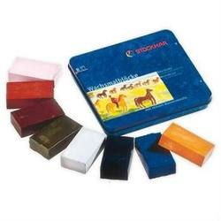 Buy Stockmar Wax Crayons 8 Blocks in Tin Supplementary Mix in AU Australia.