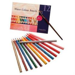 Buy AMS Watercolour Pencil - asst 12 colour in AU Australia.