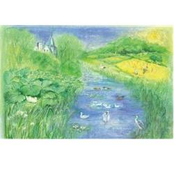 Buy Postcards- Peaceful River 5 pk SPECIAL ORDER in AU Australia.