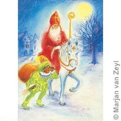 Buy SAVE 50% Postcards- St Nicolas 5 pk in AU Australia.