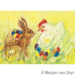 Buy Postcards- Easter Eggs 5 pk in AU Australia.