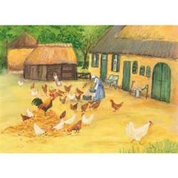 Buy Postcards- Chickens in the Yard 5 pk SPECIAL ORDER in AU Australia.