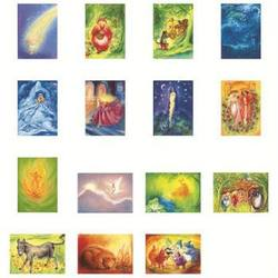 Buy Postcards Set: 'Fairy Tales' assorted pk of 15 by Marjan van Zeyl in AU Australia.