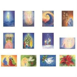 Buy Postcards 'Seasons and Festivals Set 3'  assorted pk of 12 by Marjan van Zeyl in AU Australia.