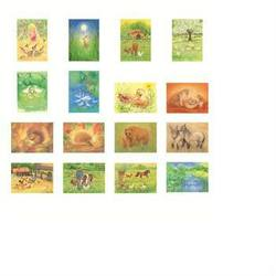 Buy Animals' assorted pk of 16 by Marjan van Zeyl in AU Australia.