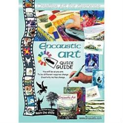 Buy Encaustic Art Quick Guide Booklet - 31 pages SAVE 60% in AU Australia.