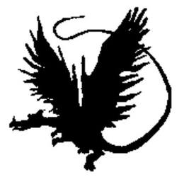 Buy Craft Stamp - Dragon Flying Left SPECIAL ORDER in AU Australia.