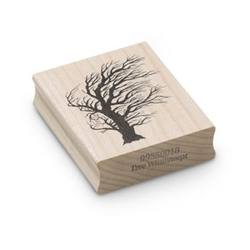 Buy Craft Stamp - Tree Windswept 018 SPECIAL ORDER in AU Australia.