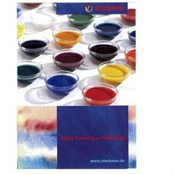 Buy Stockmar Paint and Modelling Product Overview Leaflet in AU Australia.