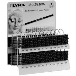 Buy EMPTY Lyra Metal Display for Art Design Pencils 9620301 in AU Australia.