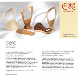 Buy Choroi String Instrument DL Flyer in AU Australia.