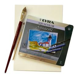 Buy Lyra Watercolour Crayon and Painting Set in AU Australia.