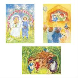 Buy Postcards - Assorted 5 Card pk - People in AU Australia.